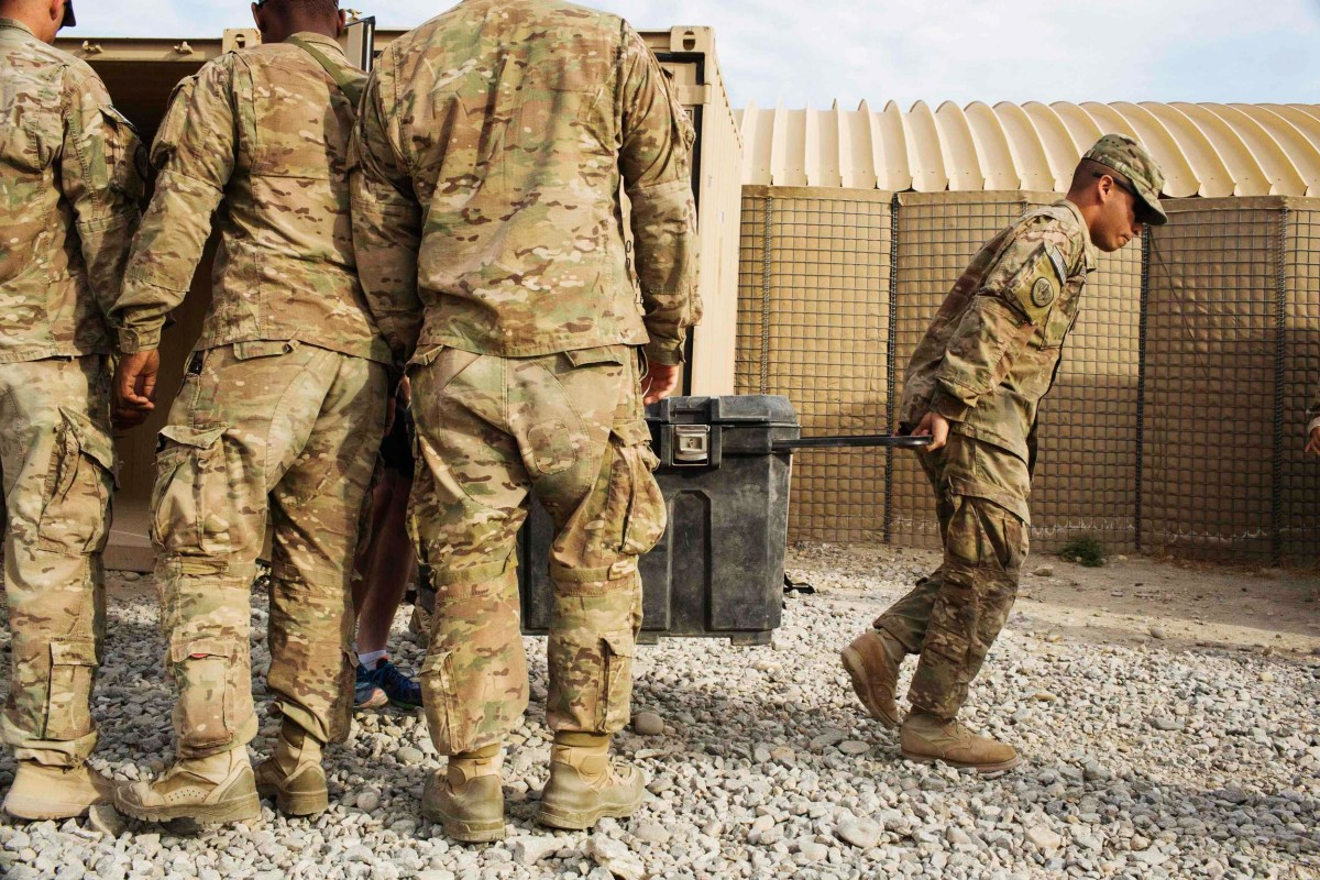 'We Are Safer': President Obama Marks Formal End of War in ...