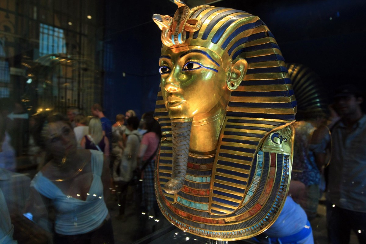 What does King Tut's DNA show? - YouTube