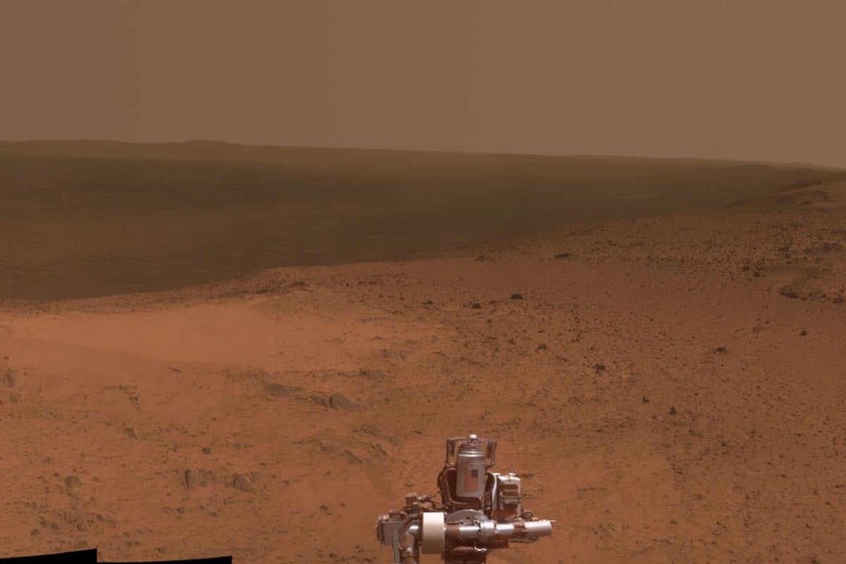 actual mars rover pictures nasa - photo #13