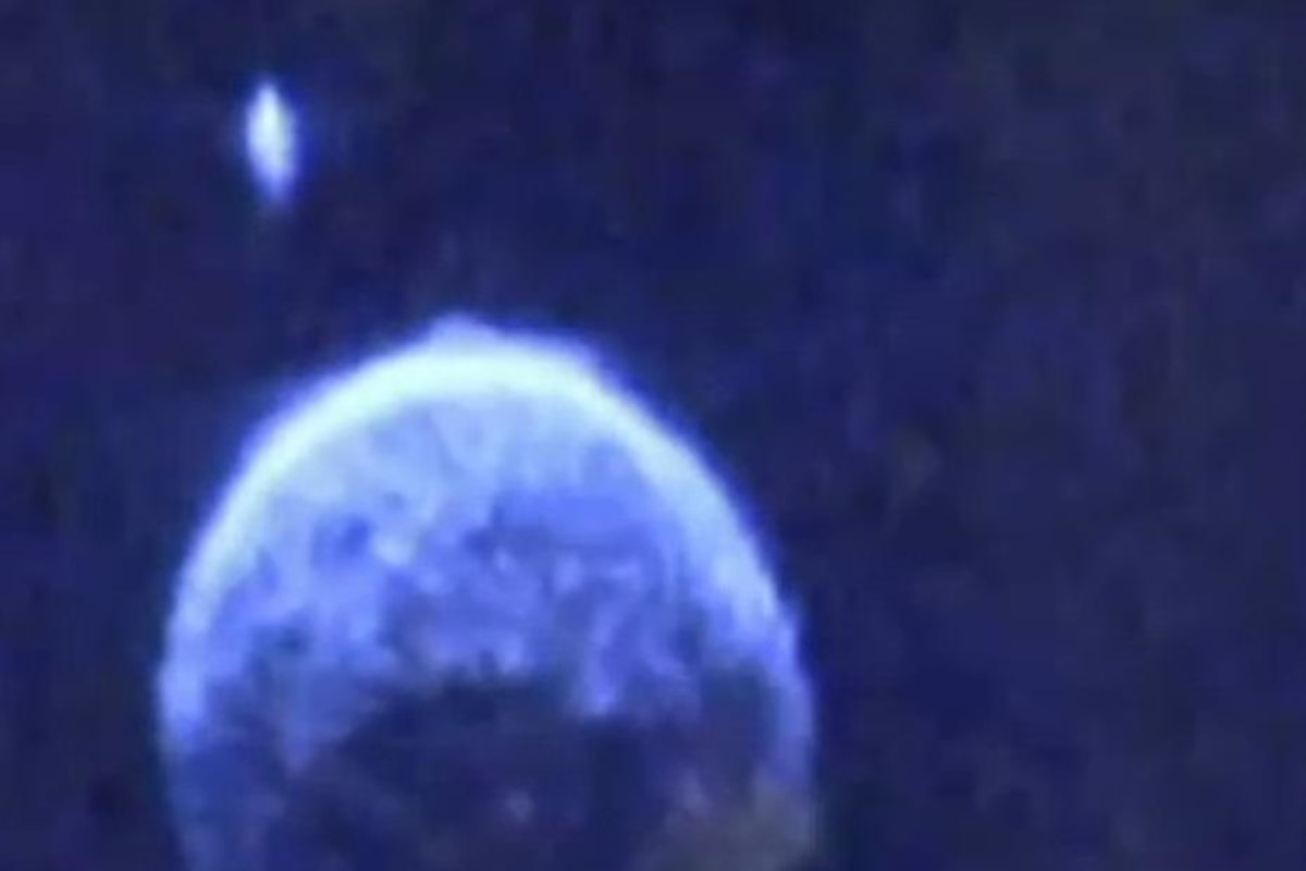asteroid in the sky - photo #35