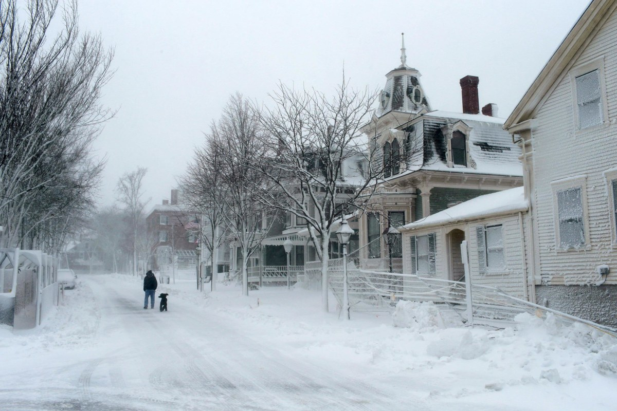 'A Tough One': Scenic Nantucket Recovers After Storm ...