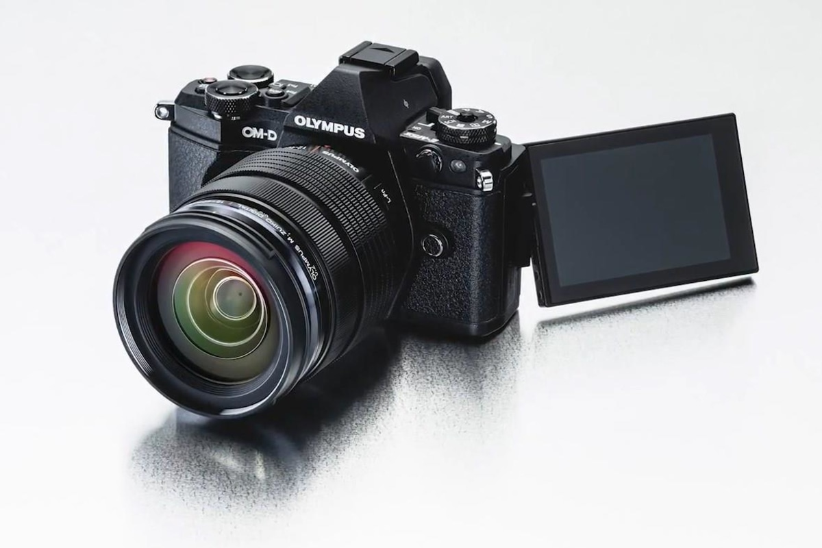 Olympus e m5 ii camera doubles megapixels with tech for M5s camera
