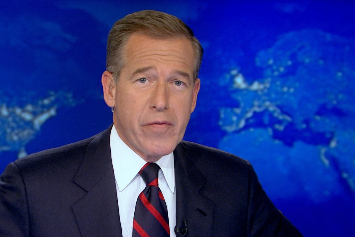 brian williams suspended six months in wake of review nbc news. Black Bedroom Furniture Sets. Home Design Ideas
