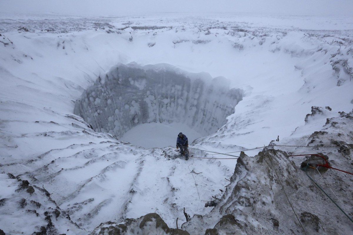 More Siberian Craters Prompt Call for Urgent Investigation - NBC News