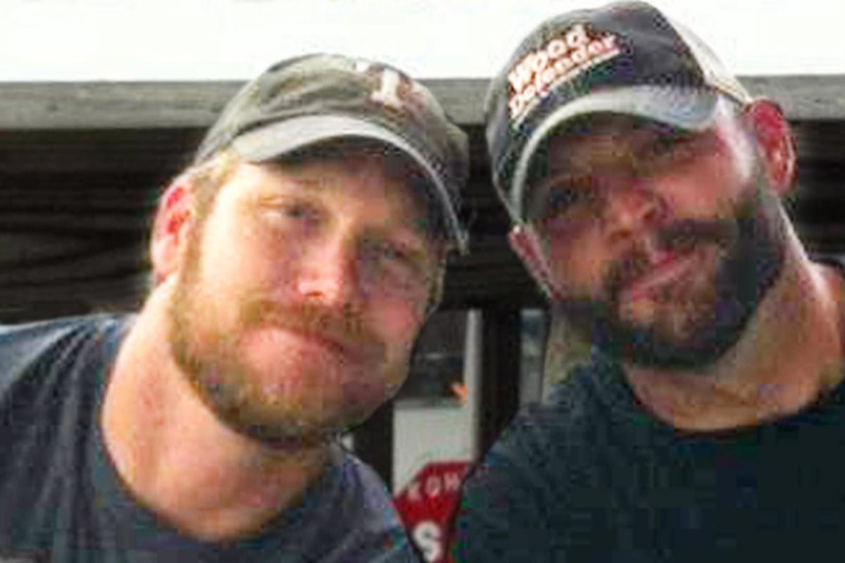 American Sniper Trial Chad Littlefields Brother Says