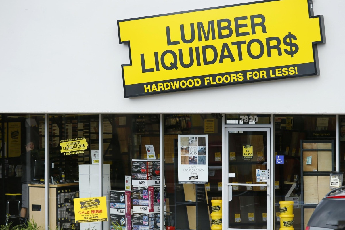 Lumber Liquidators 39 Stands By Every Plank 39 Should You