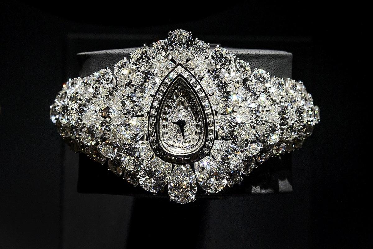 Graff Diamond Watch Price