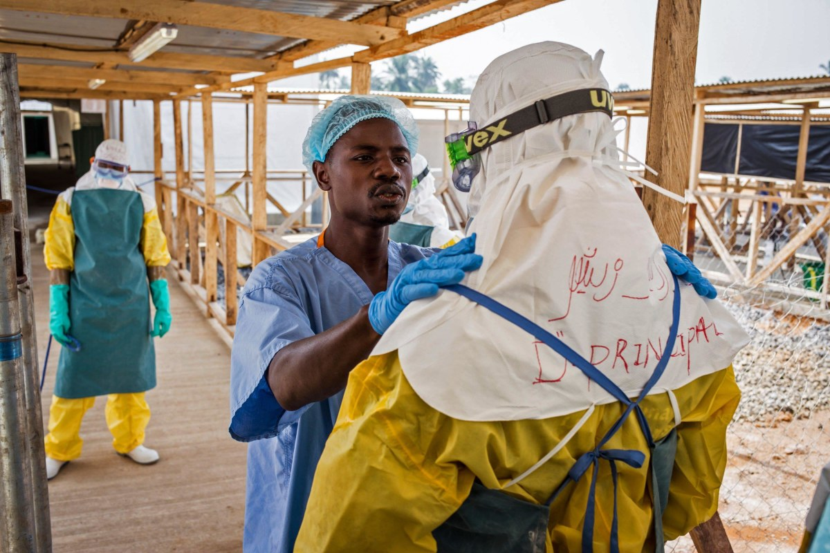Liberia Is Free of Ebola Again, Remains on 'Heightened Surveillance'