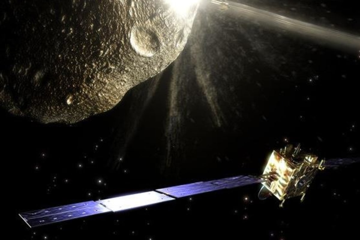 Real-Life 'Asteroids': ESA Mission Aims to Shoot Down ...