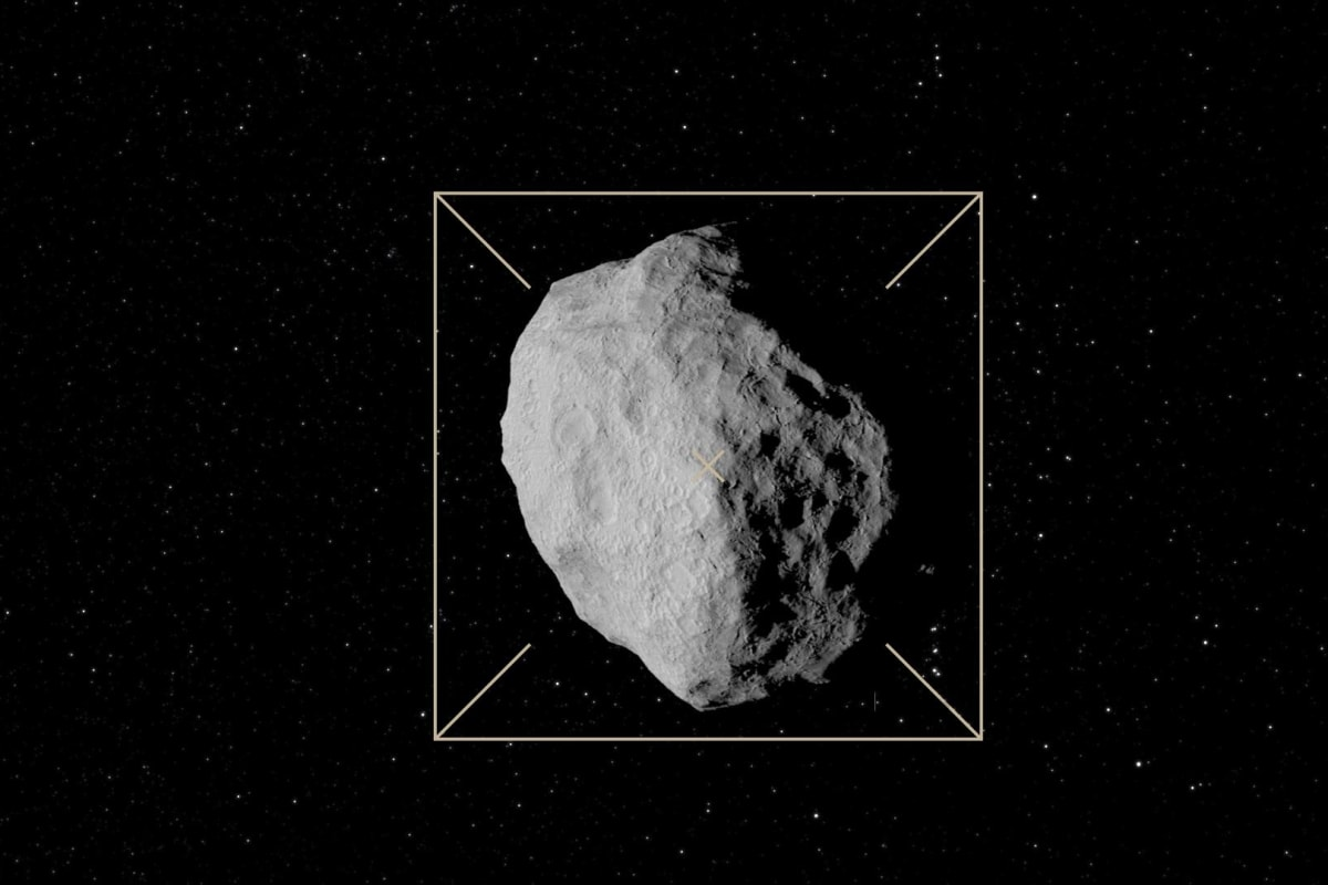 Real Asteroids In Space | www.pixshark.com - Images ...