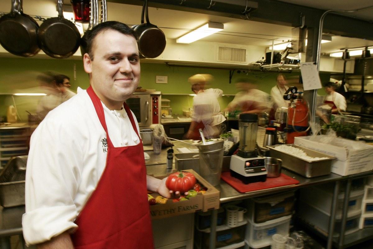 Celebrity chef restaurant chicago