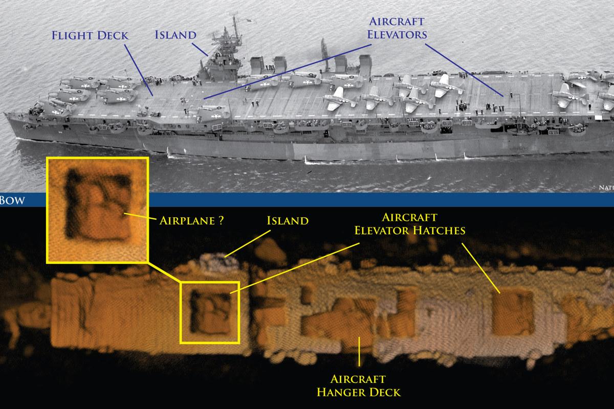 USS Independence CVL 22