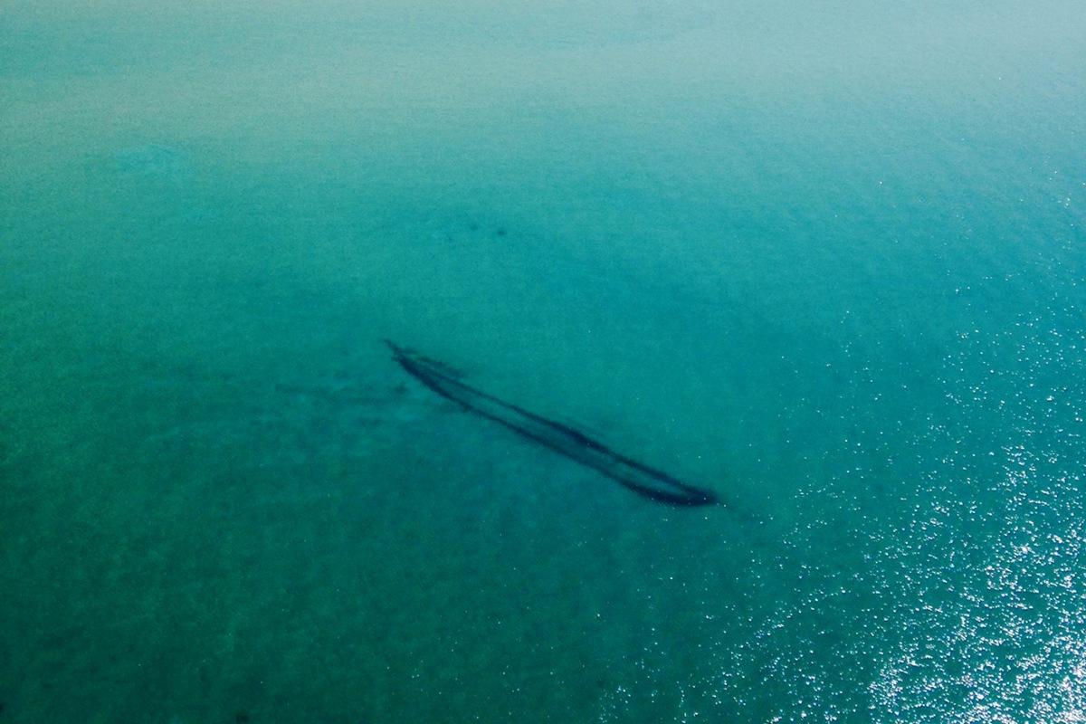 James McBride shipwreck