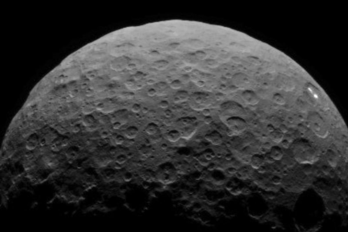 Dwarf Planet Ceres' White Spots Return in Dawn's New Video ...