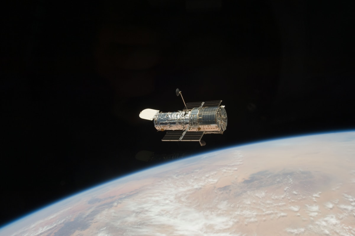 hubble telescope discoveries - photo #47
