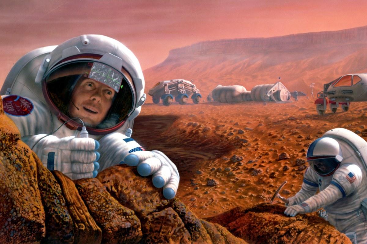 hazards of being an astronaut - photo #23