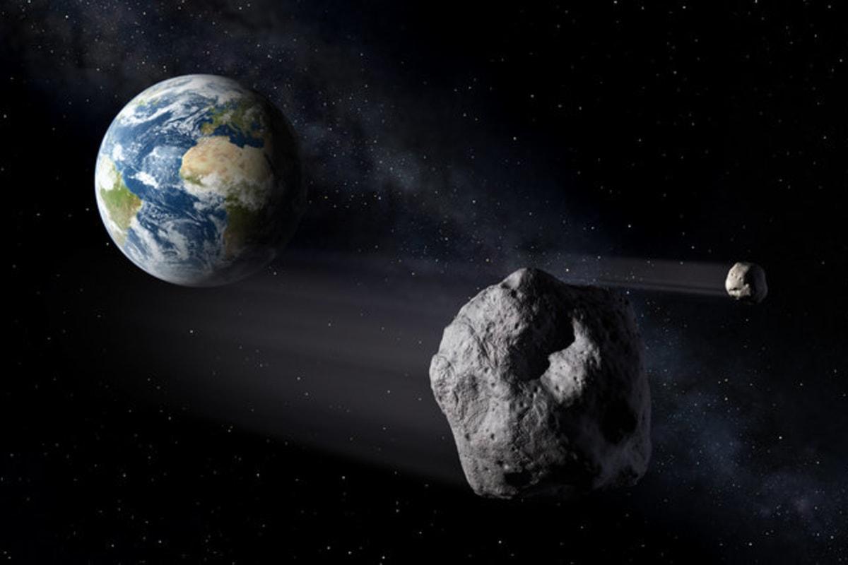 Asteroid to Strike Near Puerto Rico? Not True, Says NASA ...