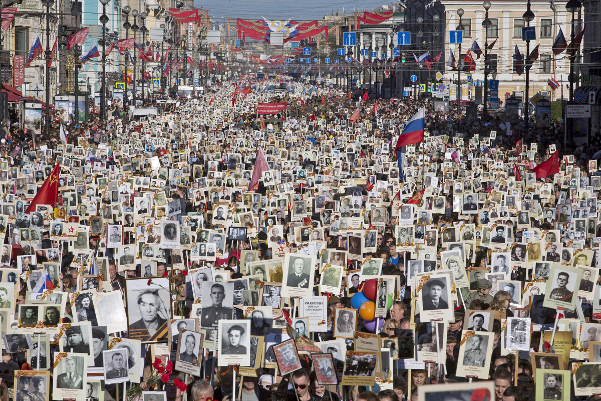Image result for the immortal regiment