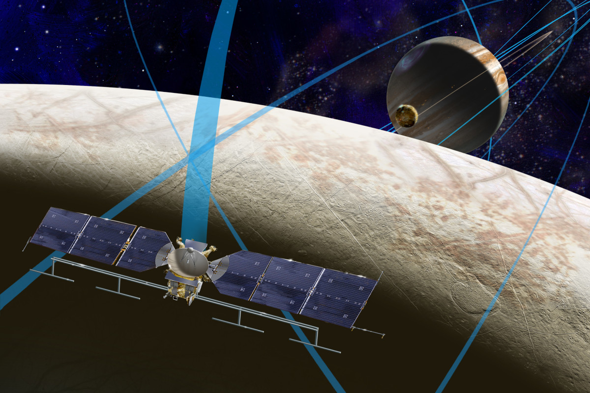 Can Europa Support Life? NASA Picks Tools to Study Jupiter ...