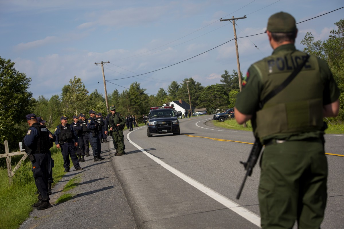 search expands in hunt for escaped killers david sweat and richard matt nbc news. Black Bedroom Furniture Sets. Home Design Ideas