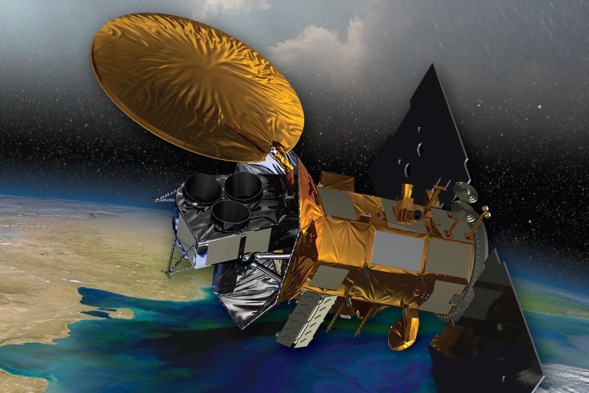 NASA Says Aquarius Satellite Studying World's Oceans Stops ...