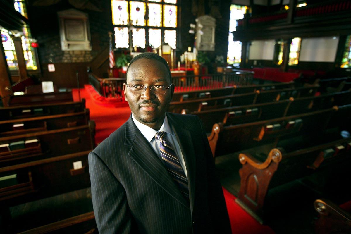 The Reverend Clementa Carlos Pinckney Charleston South Carolina