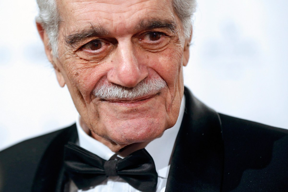 Omar Sharif, Star of 'Lawrence of Arabia,' Dies of Heart Attack at 83...
