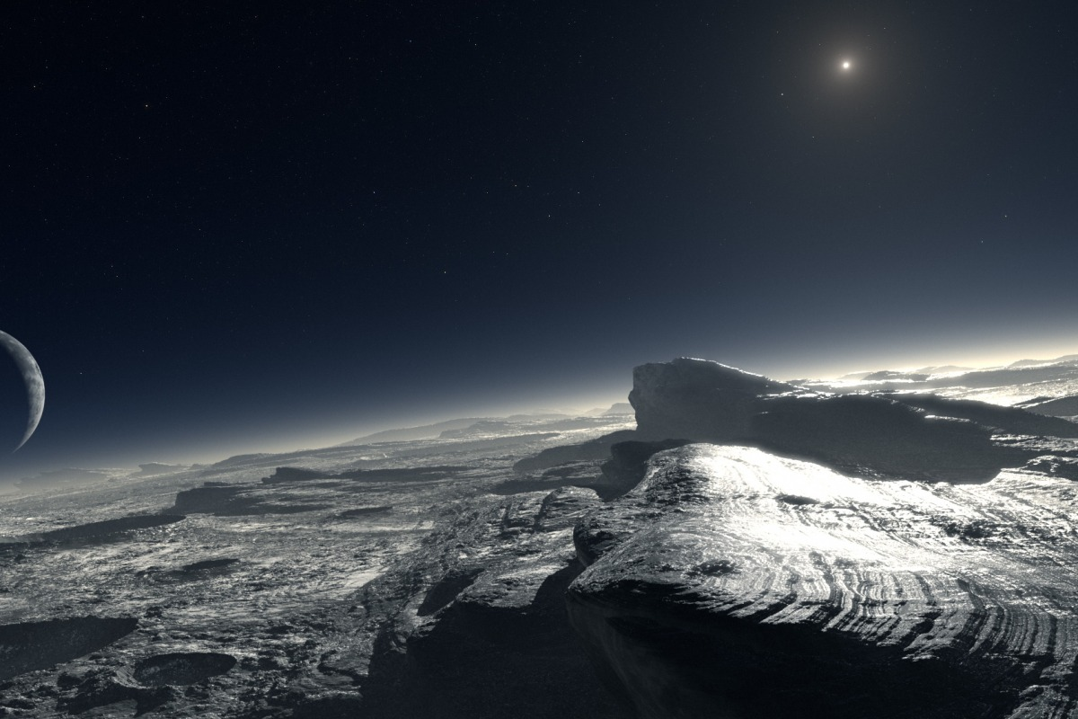 Discovery Of Pluto: Will Pluto Join The Water Worlds? New Horizons' Views