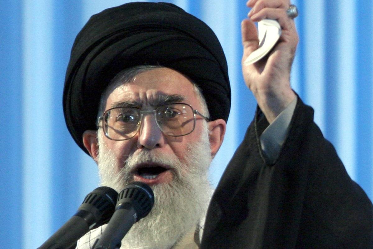 Iran's Ayatollah Vows Opposition to 'Arrogant' U.S ...
