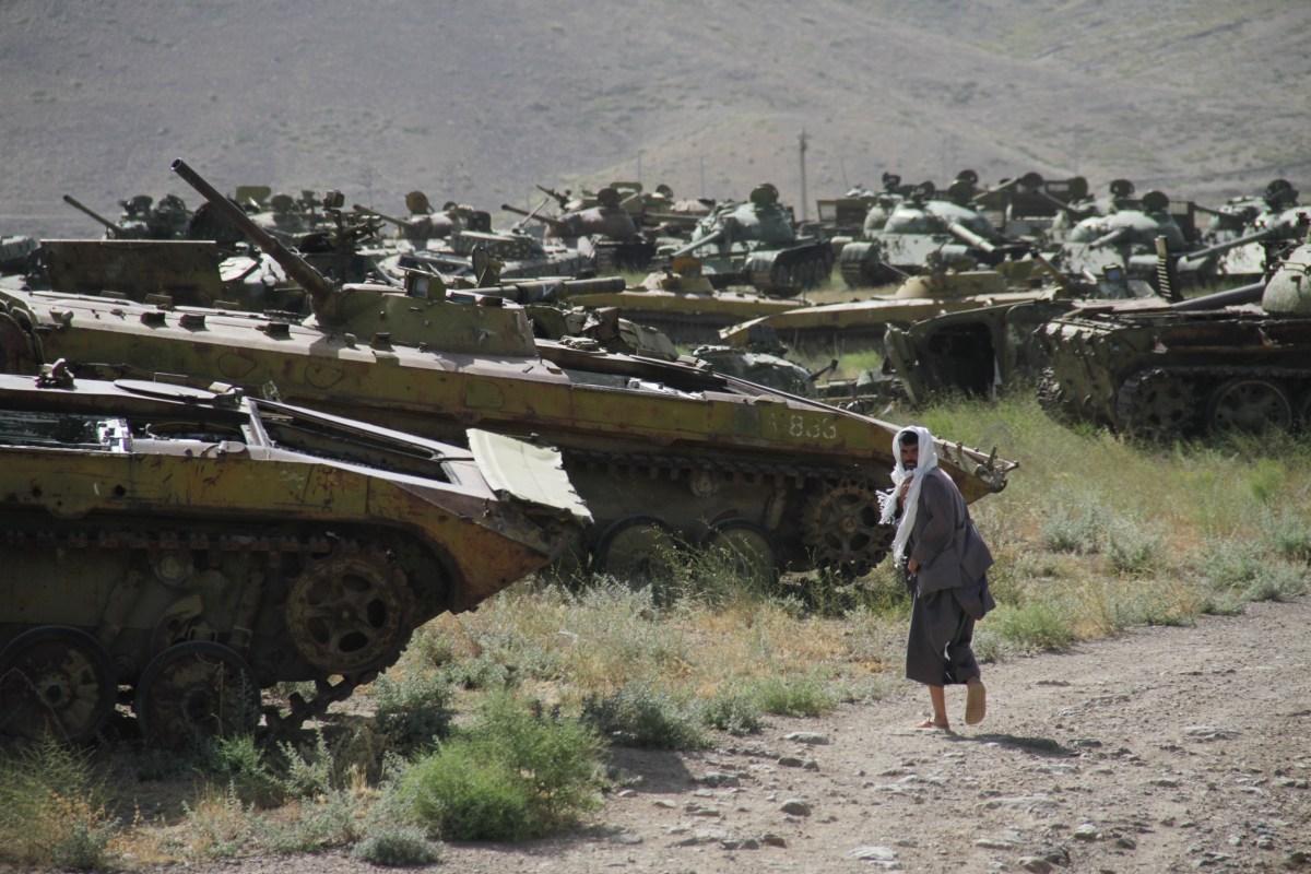 U.S. Legacy in Afghanistan: Taliban Seeks Return to ...