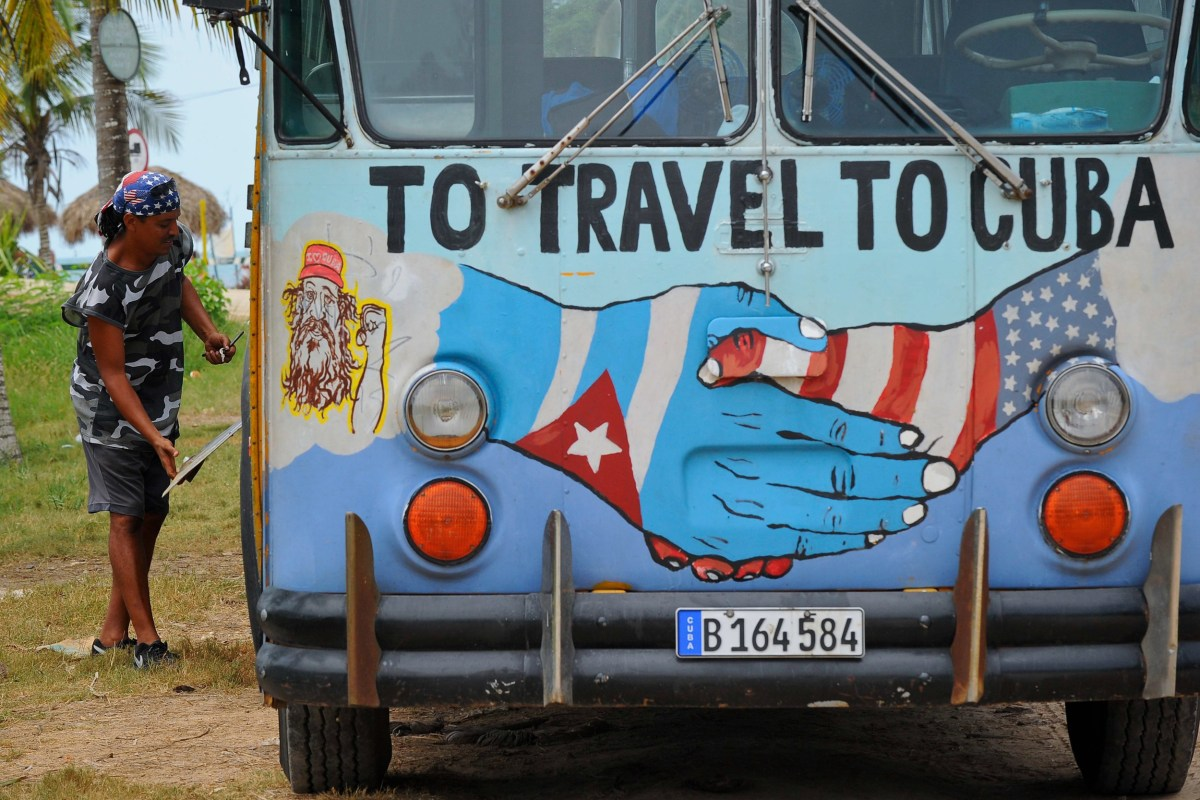 Cuba Prepares For Us Tourists Eager To Visit Longforbidden Island  Nbc  News