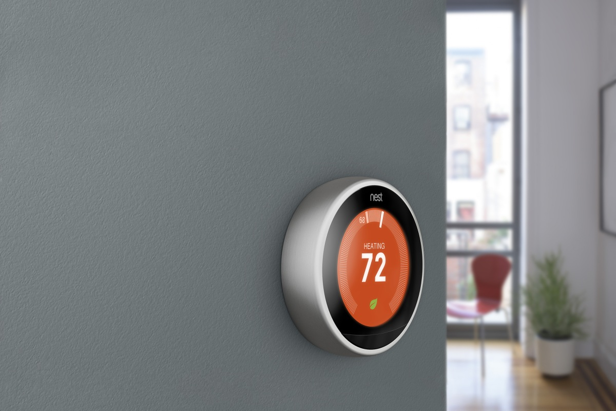 Nest thermostat was leaking zip codes of weather stations - Thermostat connecte nest ...