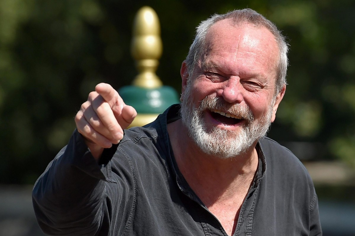 terry gilliam atheist