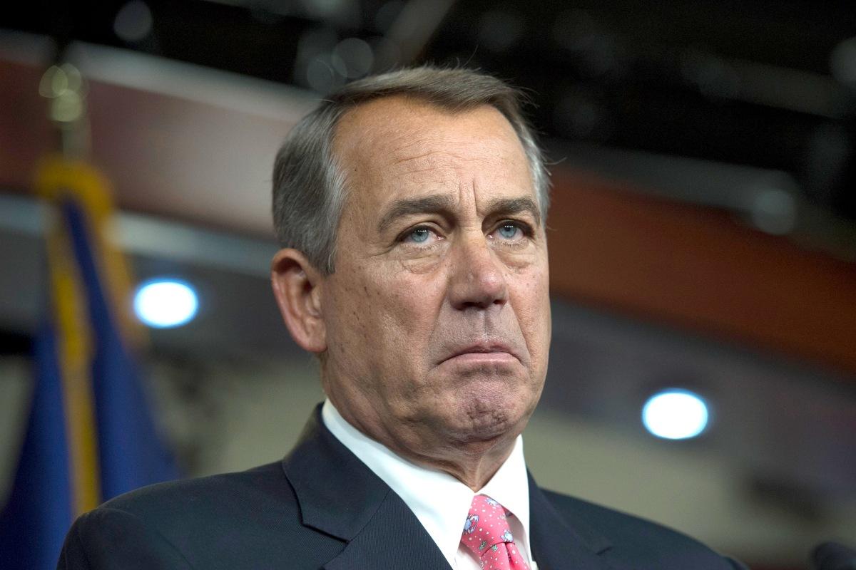 John Boehner salary