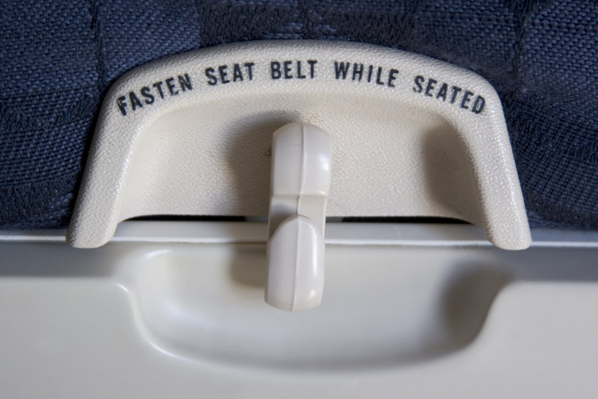The Germiest Spot On An Airplane Is Just Inches From Your Seat Nbc News
