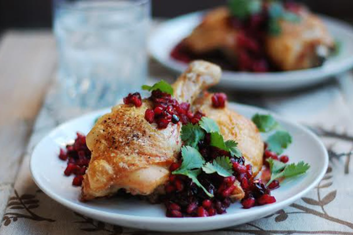 , Sangria and More Delicious Pomegranate Dishes for Rosh Hashanah ...