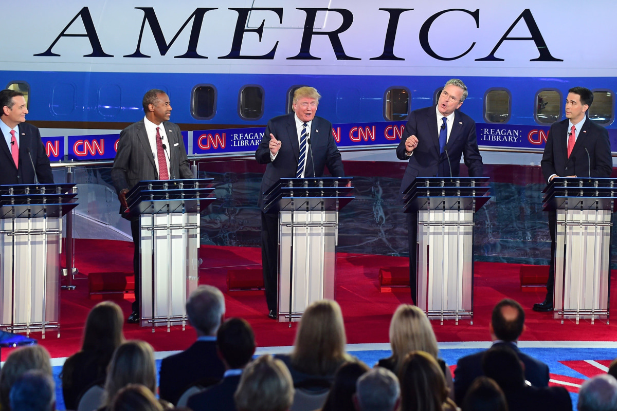 GOP Debate: Who Won and Everything Else to Know – NBC News