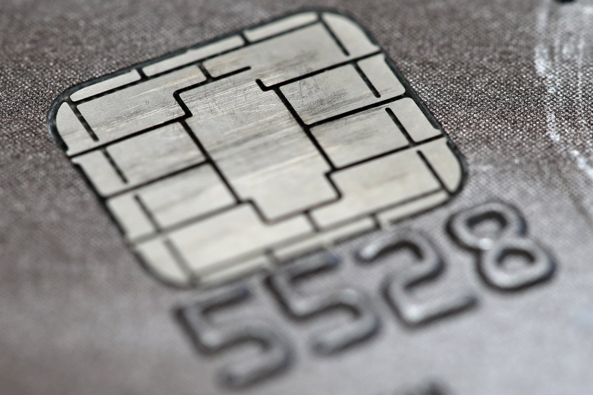 Few Retailers Accepting 'chip' Credit Card Payment Feature For Holidays   Nbc News