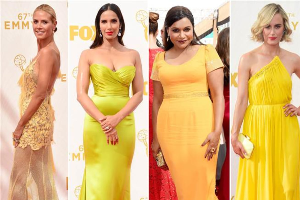 8 Emmy Awards Fashion Trends That Have Us Talking