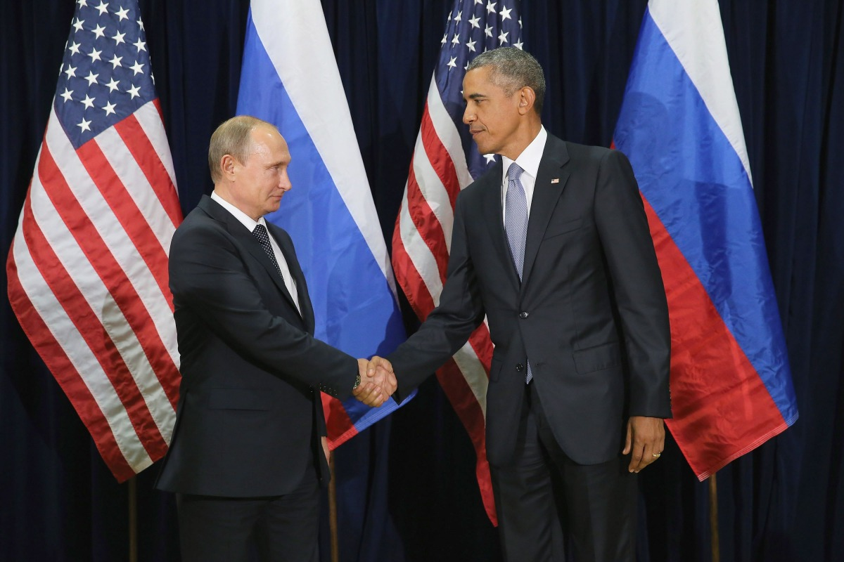 Image result for putin obama