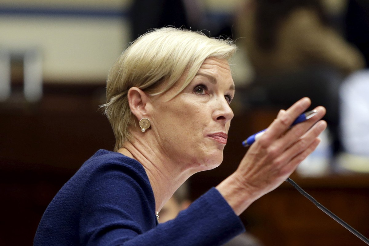 planned parenthood chief cecile richards faces off with
