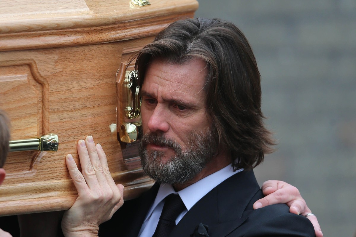 Jim Carrey Sued Over Ex-Girlfriend Cathriona White's Death ...