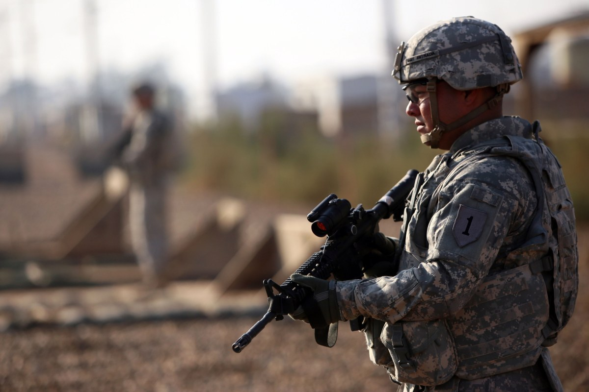 Ashton Carter: U.S. to Begin 'Direct Action on the Ground' in Iraq, Syria