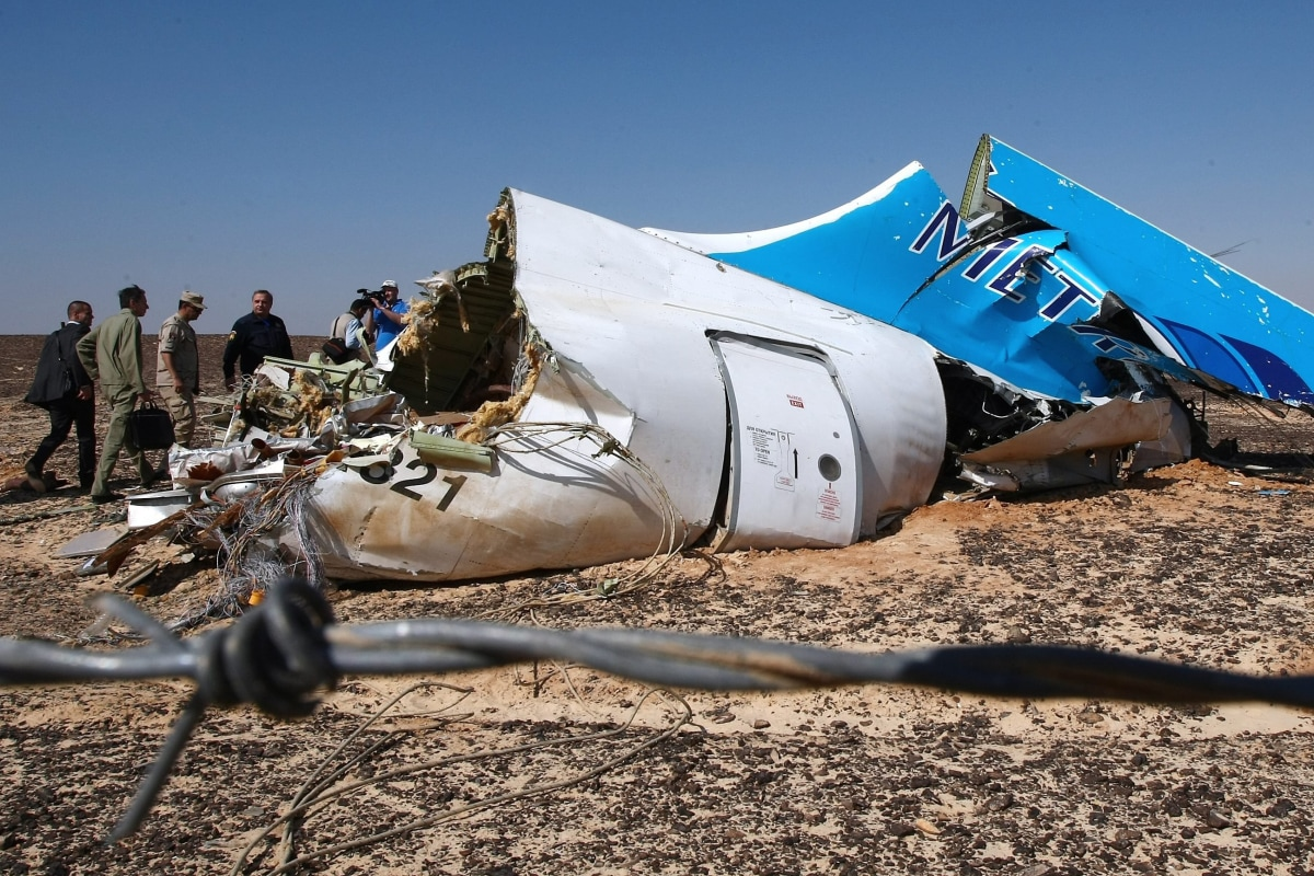 المخابرات الروسيه هي من أسقطت الطائره المصريه إنتقاما لإسقاط طائرتهم فوق شرم الشيخ