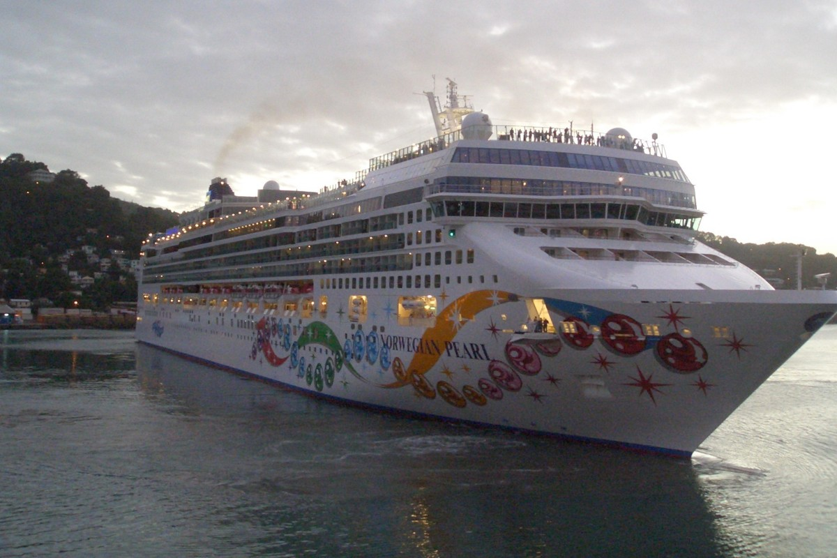 Woman Falls Off Cruise Ship Hosting 39Mad Decent39 Music