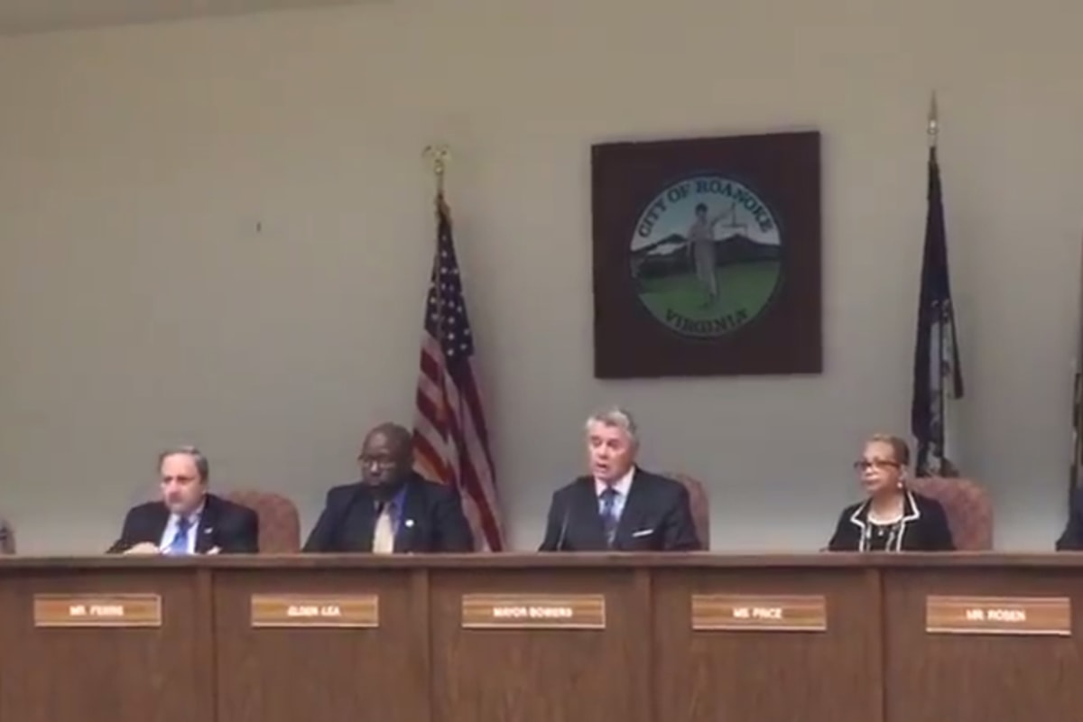 roanoke city council meeting The city council establishes policy for the city, approves the budget, levies its taxes, appoints the city attorney,  city council meeting tue, aug 28.