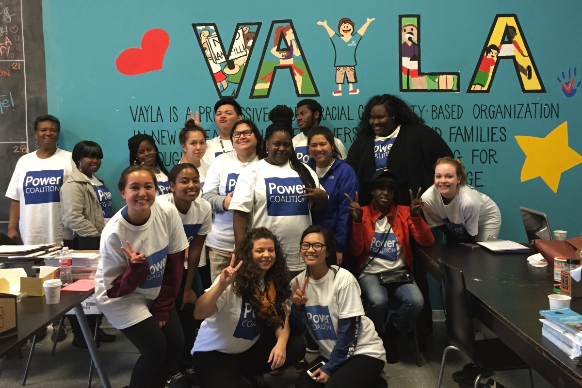 new orleans group worked to engage young voters in