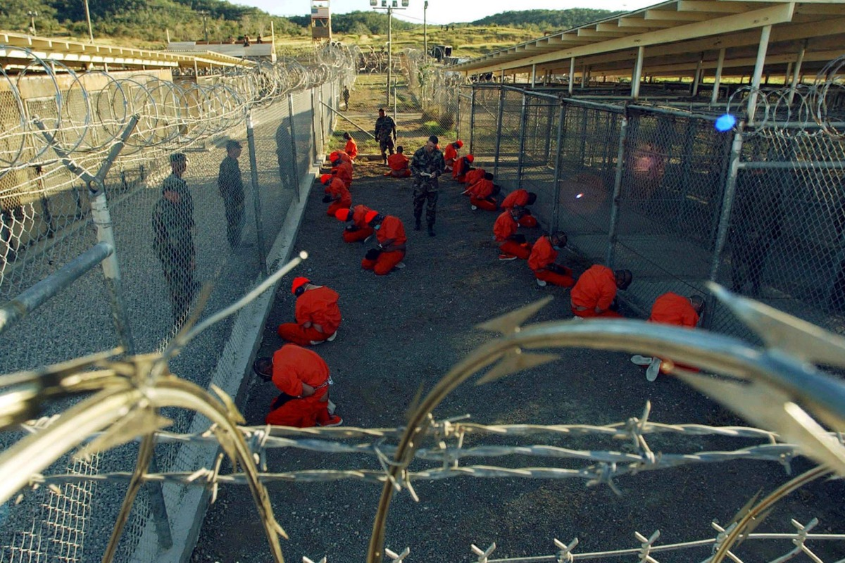 guantanamo bay prison It's been over 12 years since inmates first arrived at us detention camps in guantanamo bay, cuba conditions have improved, but rights groups still decry th.