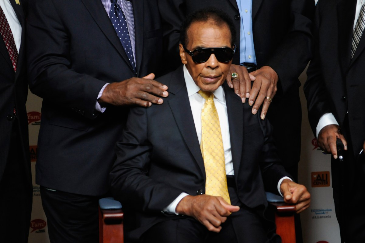 Muhammad Ali Hits Trump and 'Misguided Murderers' Sabotaging Islam...