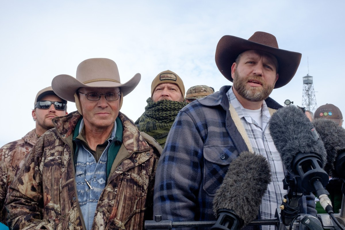 Oregon Standoff Armed Protesters Political Reaction And